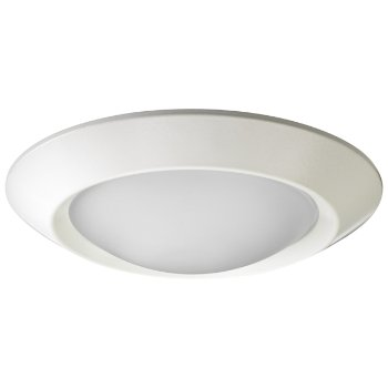"4"" Beveled Glass Dome Low Voltage Trim"