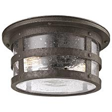 Barbosa Outdoor Flushmount Light
