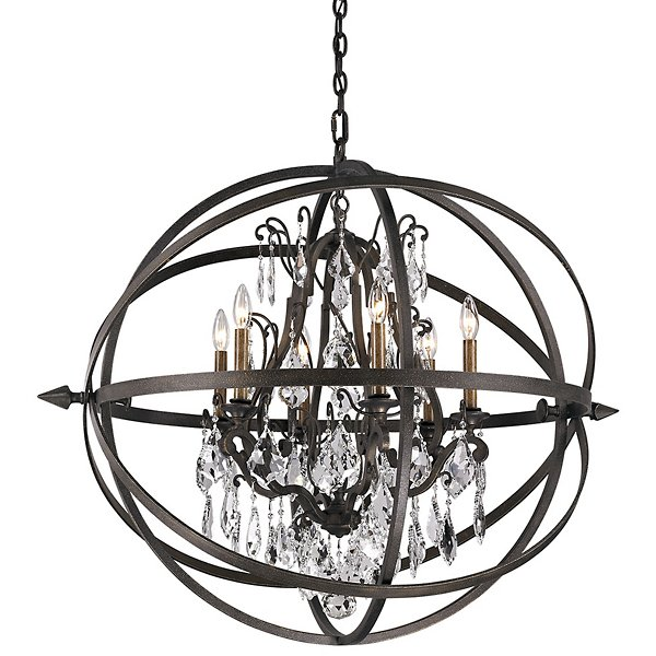 Byron Chandelier By Troy Lighting At