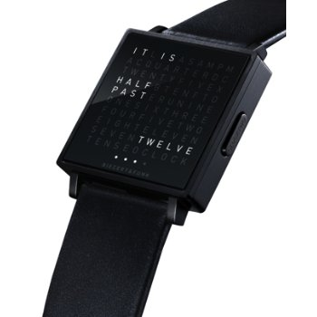 Shown in Black Stainless Steel, English