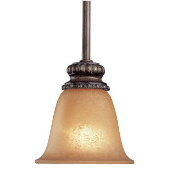 Belcaro Mini Drop Rod Pendant (Walnut) - OPEN BOX RETURN