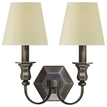 Charlotte 2-Light Wall Sconce