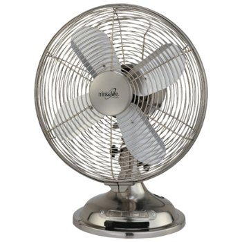 Superb Retro Table Top Fan