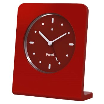 AC 01 Alarm Clock (Red) - OPEN BOX RETURN