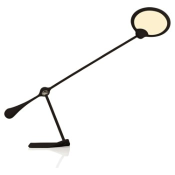 Trapeze LED Table Lamp (Charcoal/Small) - OPEN BOX RETURN
