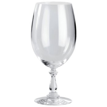 Dressed Red Wine Glass (Crystal) - OPEN BOX RETURN