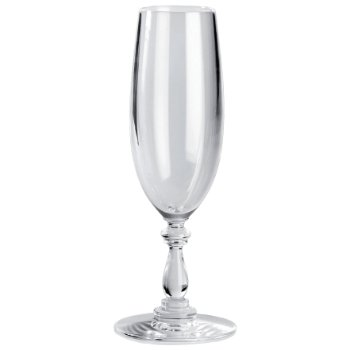 Dressed Champagne Flute (Crystal) - OPEN BOX RETURN