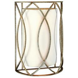 Sausalito Wall Sconce (Silver Gold) - OPEN BOX RETURN