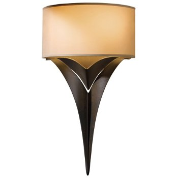 Shown in Natural Anna Shade color, Bronze finish