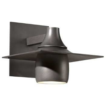 Hood Outdoor Dark Sky Wall Sconce