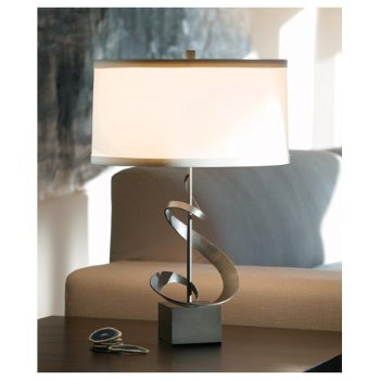Gallery 273030 Spiral Table Lamp, In Use