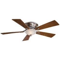 Delano II Ceiling Fan (Pewter and Walnut) - OPEN BOX RETURN