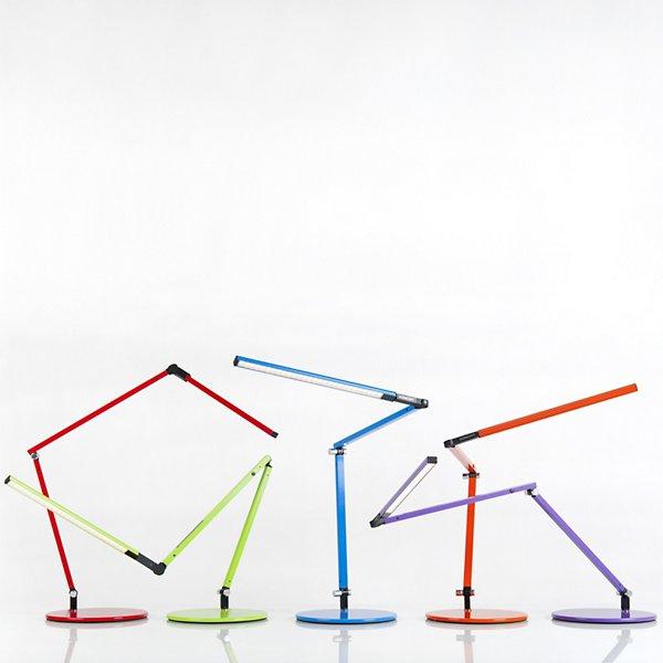 Z-Bar Mini Color LED Desk Lamp