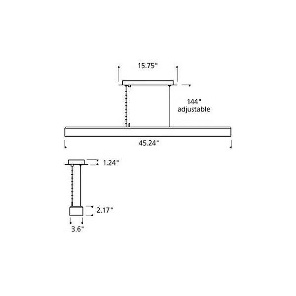 Knox Linear Suspension
