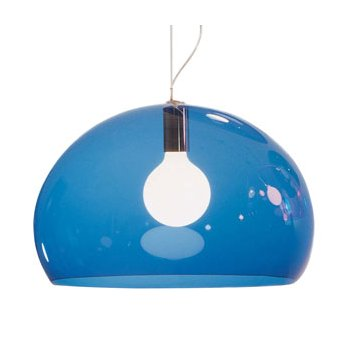 FLY Suspension Lamp (Petrol Blue) - OPEN BOX RETURN