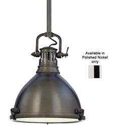 Pelham Pendant (Medium/Polished Nickel) - OPEN BOX RETURN