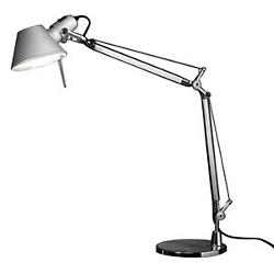 Tolomeo Mini Table Lamp (750/Aluminum) - OPEN BOX RETURN