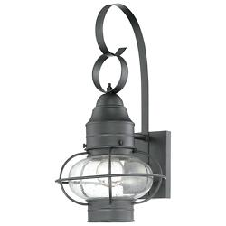 Cooper Outdoor Wall Sconce