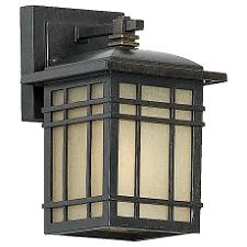 Hillcrest Outdoor Wall Sconce
