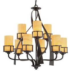 Kyle 9 Light Chandelier