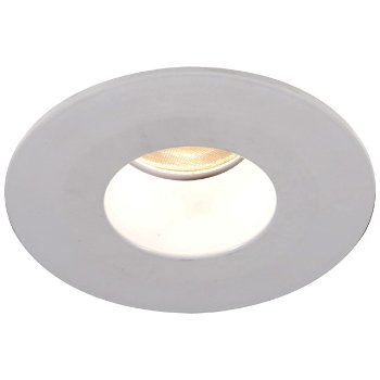 2 Inch Tesla LED Shower Round Trim