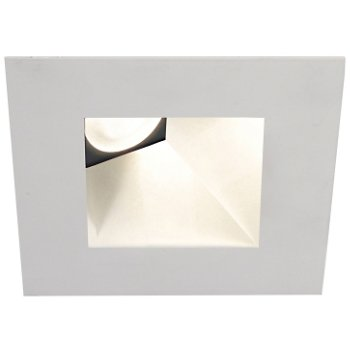 3 Inch Tesla LED Wall Wash Square Trim