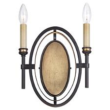 Infinity Two Light Wall Sconce