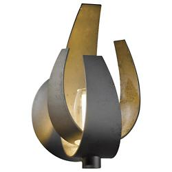 Corona Wall Sconce (Dark Smoke) - OPEN BOX RETURN