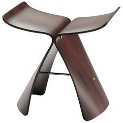 Butterfly Stool (Rosewood) - OPEN BOX RETURN