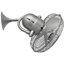 Kaye Oscillating Wall/Ceiling Fan