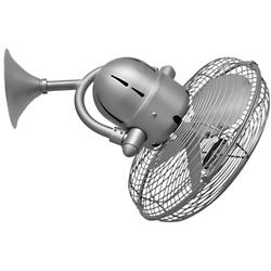 Kaye Oscillating Wall Ceiling Fan