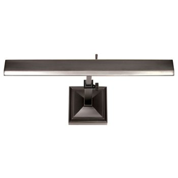 Shown in Rubbed Bronze finish, 14 Inch size