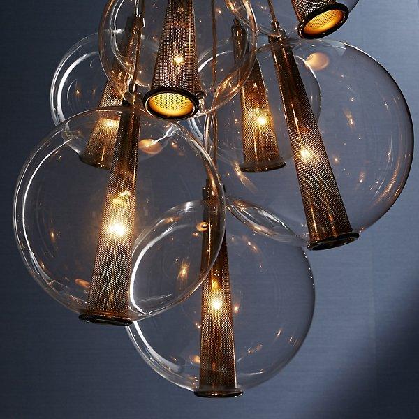 Caviar Adjustable Multi-Light Pendant