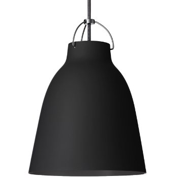 Shown in Matte Black shade, Small size