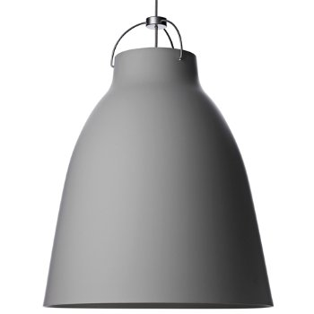 Shown in Matte Grey finish, Extra Large