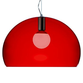 FLY Suspension Lamp (Cardinal Red) - OPEN BOX RETURN