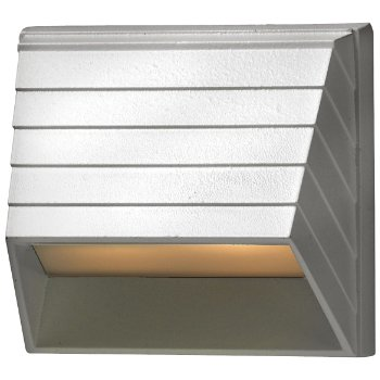 Modern bathroom lighting illuminating experiences ledra Recessed Shown In Matte White Finish Lumens Lighting Square Led Deck Light By Hinkley Lighting At Lumenscom