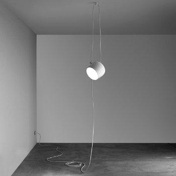 Shown lit in White finish, Plug-In installation