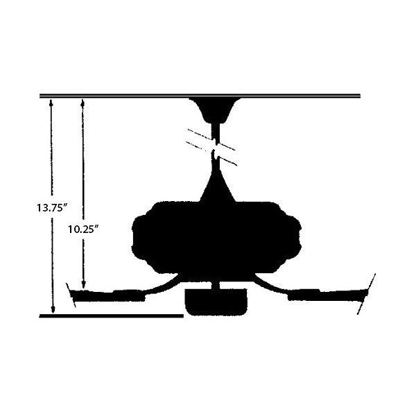 Artemis XL5 LED Ceiling Fan