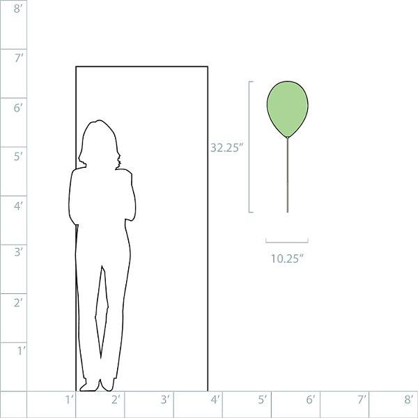 Balloon Wall Sconce