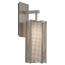 Uptown Mesh Indoor Wall Sconce