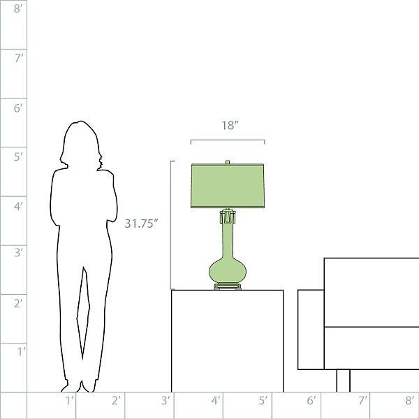 Athena Table Lamp