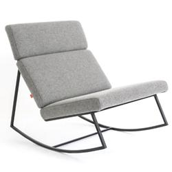 Bedroom Chairs   Modern Bedroom Lounge Chairs   Gliders at Lumens com GT Rocker. Bedroom Lounge Chairs. Home Design Ideas