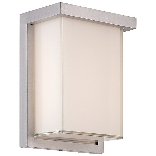 98a497028ae6 Ledge Indoor/Outdoor LED Wall Sconce by Modern Forms at Lumens.com