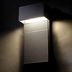 Hiline Indoor/Outdoor LED Wall Sconce