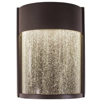 Rain Outdoor LED Wall Sconce