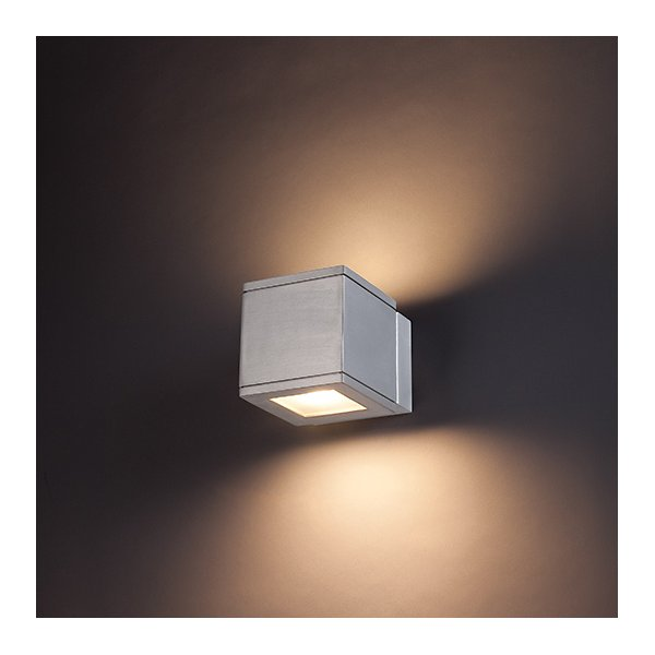 Rubix Outdoor Led Up And Down Wall Sconce By Wac Lighting At Lumens Com