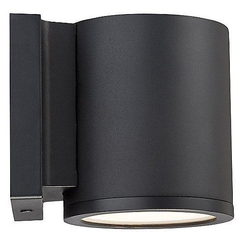 d1d3c8554a17 Tube Indoor/Outdoor LED Wall Sconce by WAC Lighting at Lumens.com