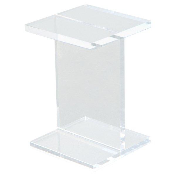Acrylic I-Beam Table by Gus Modern at Lumens.com