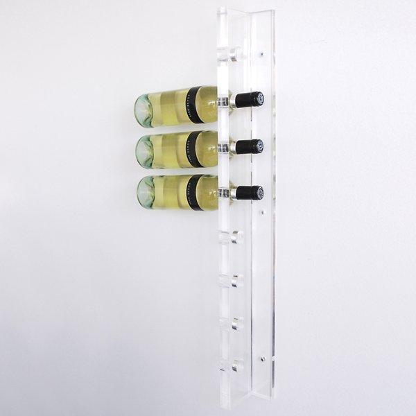 Acrylic Wine Rack